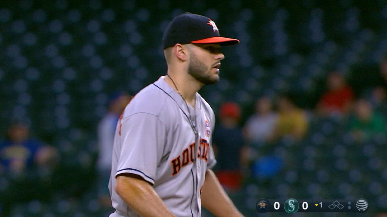 McCullers makes statement in return from DL