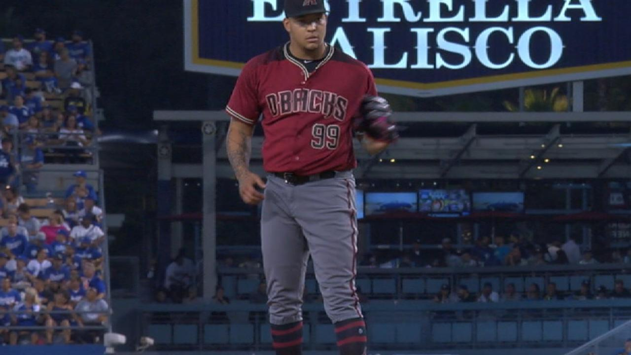 Walker's one-run outing