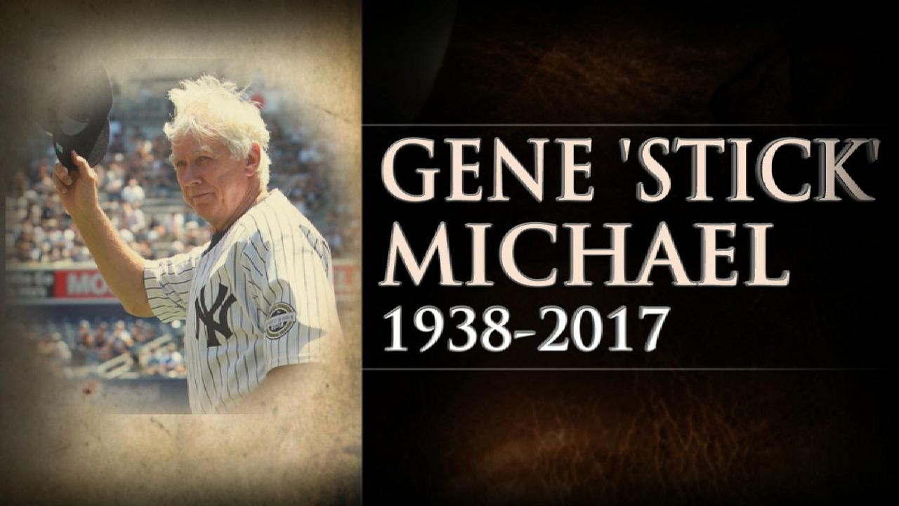 Morosi remembers Gene Michael
