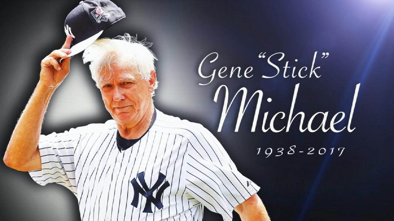 Yanks pay tribute to Michael