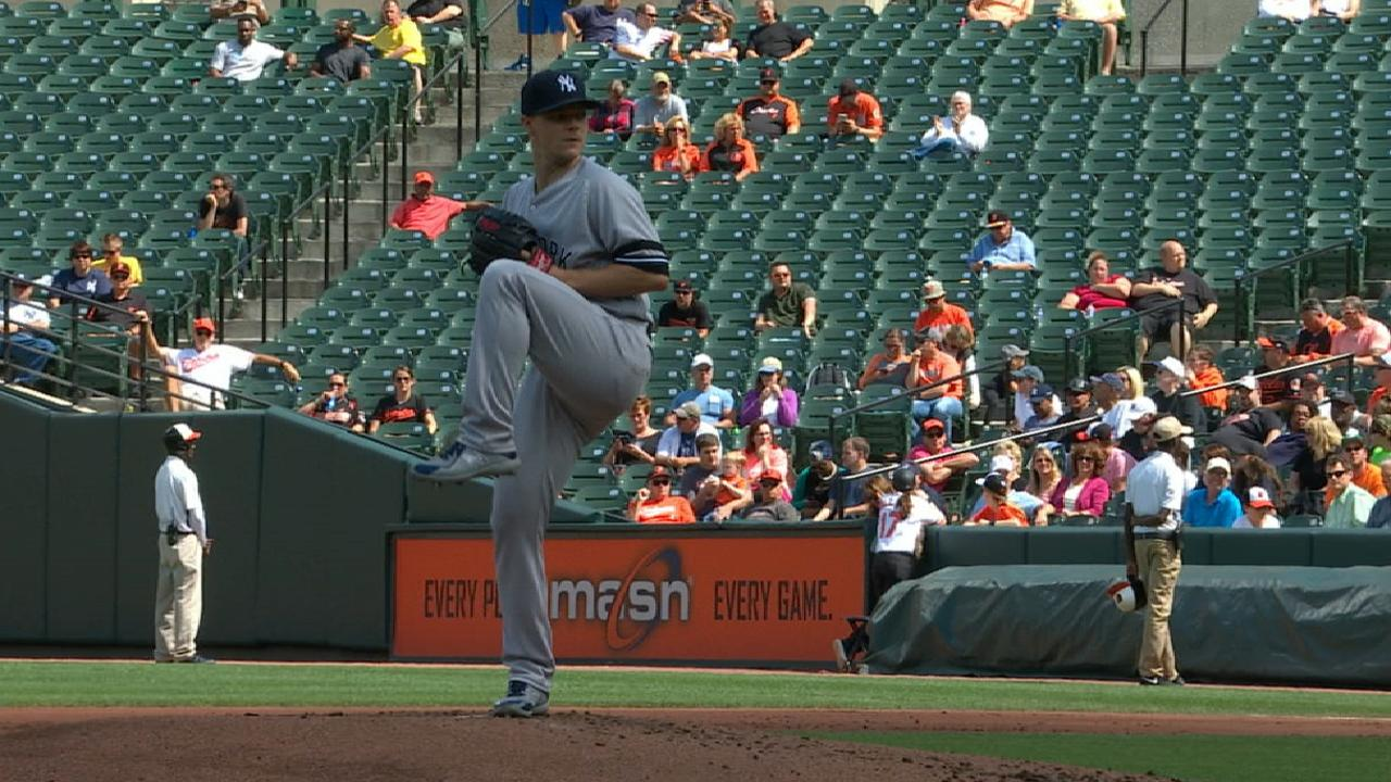 Gray's strong outing
