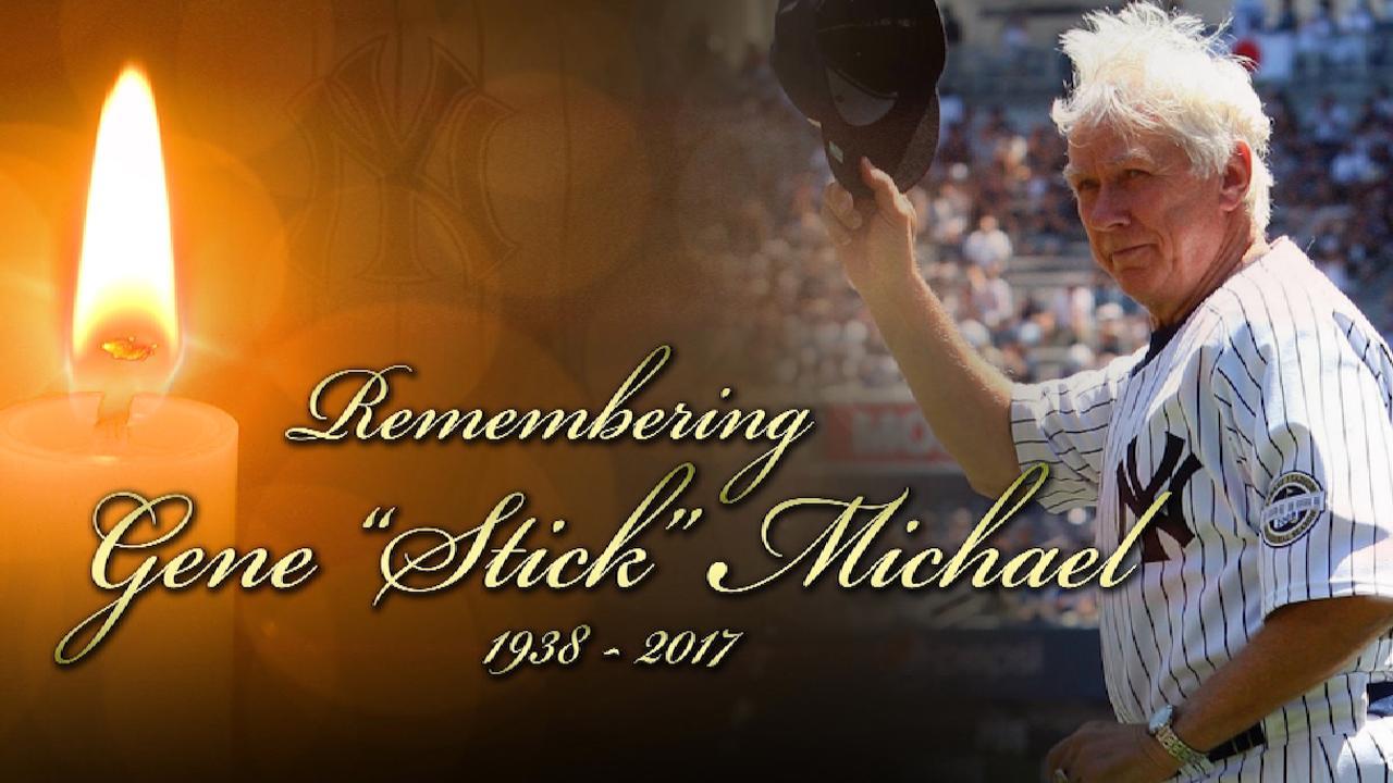Gene 'Stick' Michael tribute