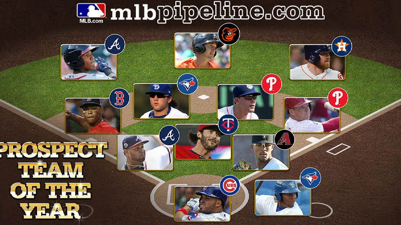 2017 Pipeline Prospect Team of the Year