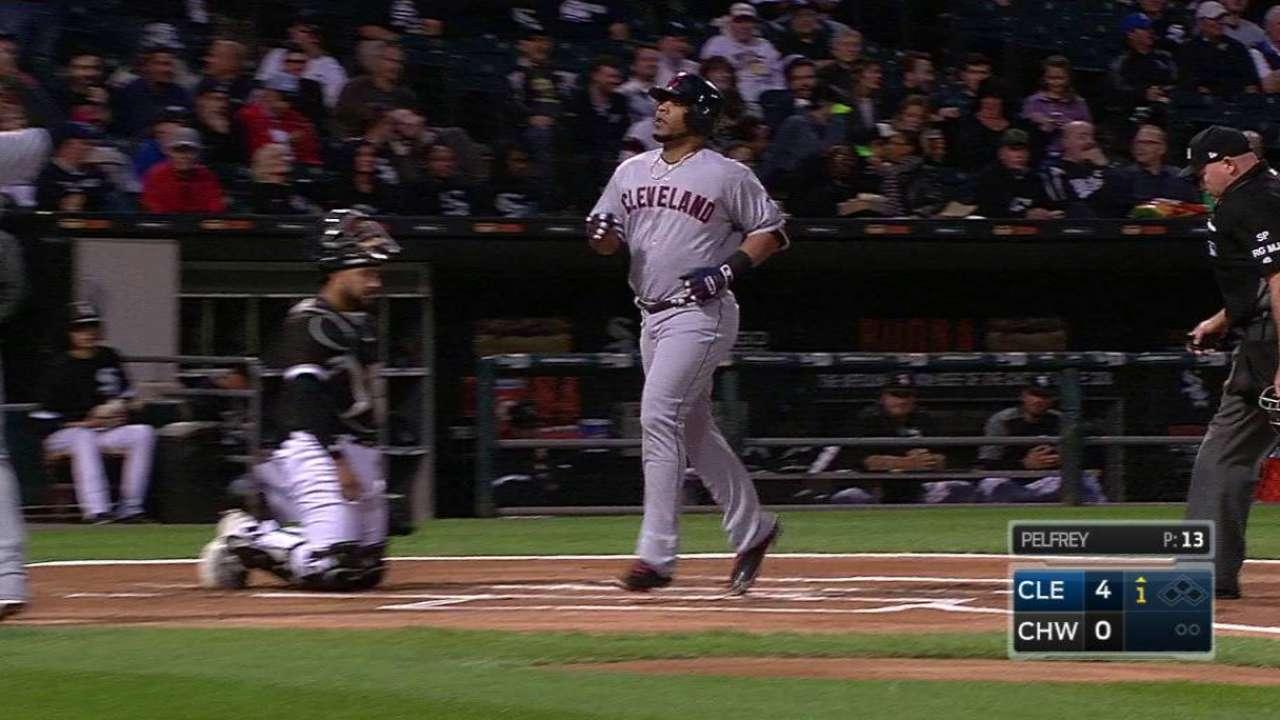 Encarnacion's three-run home run