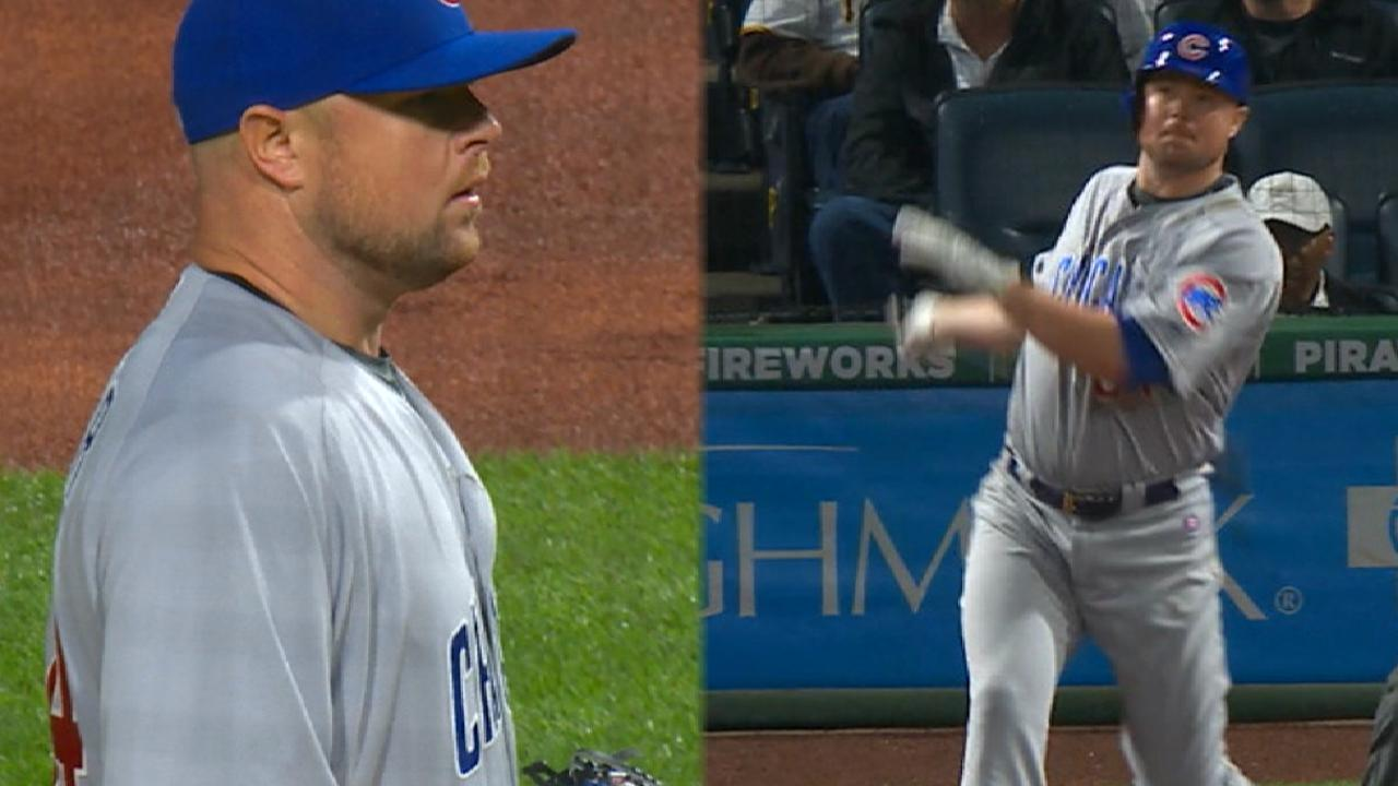 Lester's solid performance