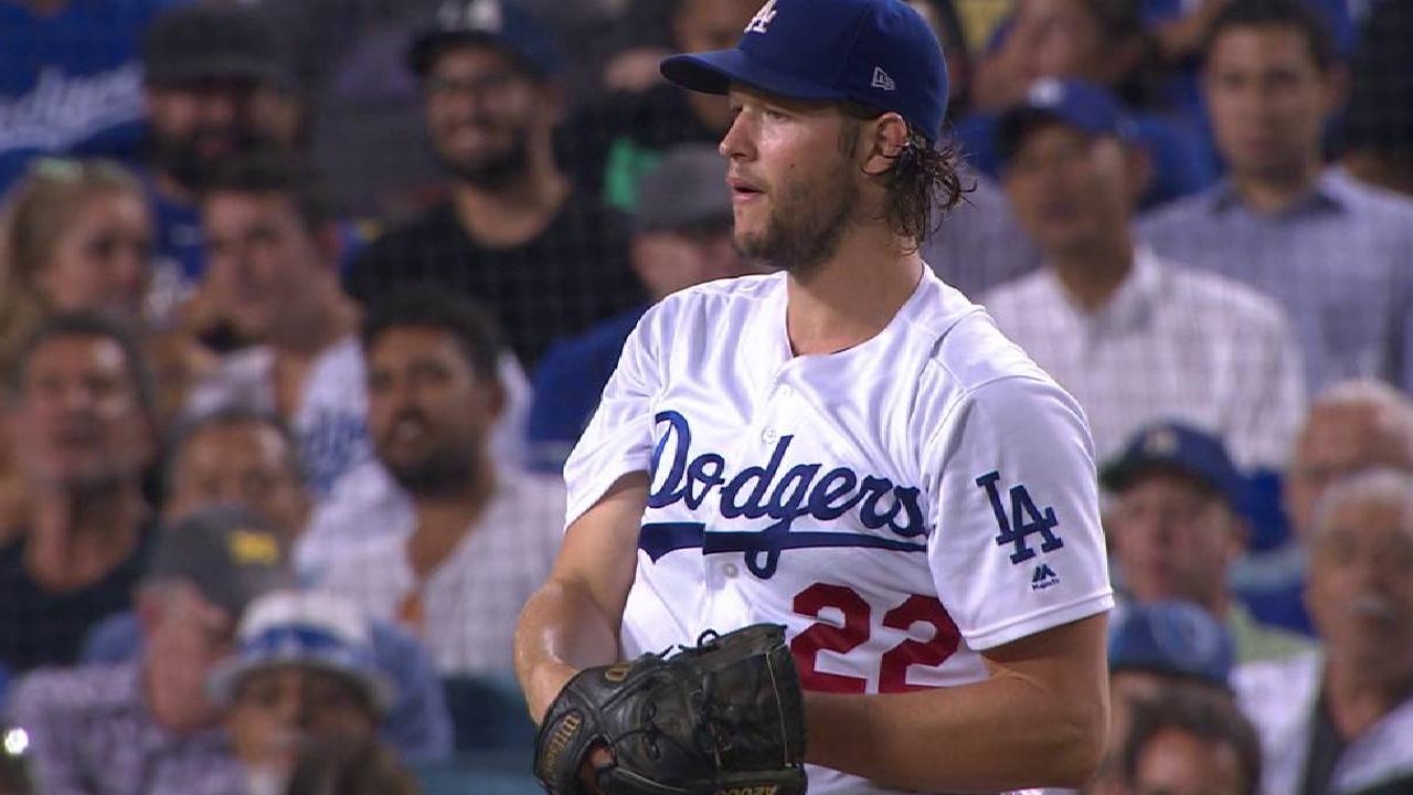 Dodgers can't end funk, even with Kershaw