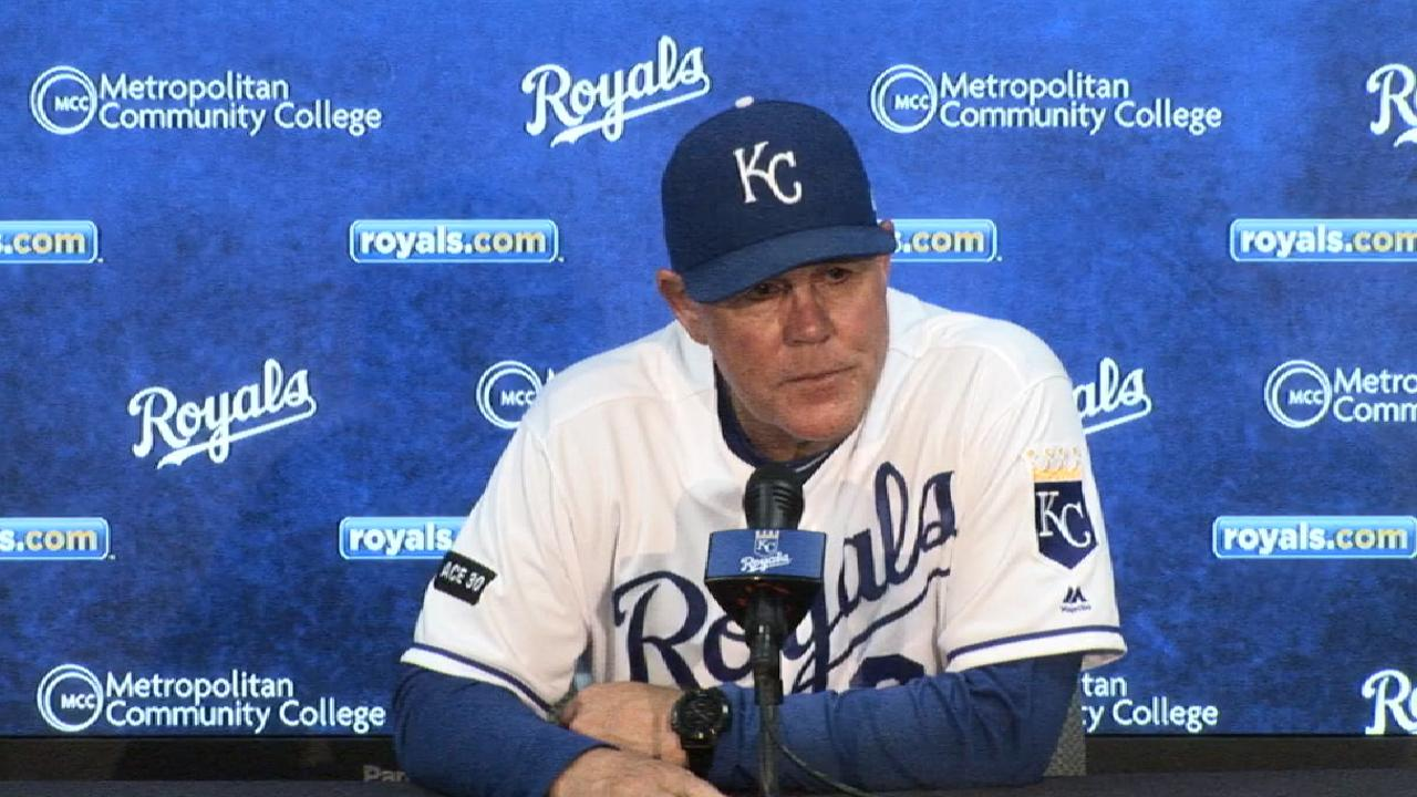 Yost on losing lead in 9th