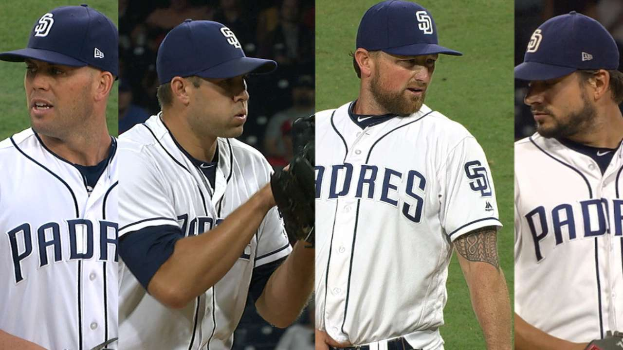 Richard, Padres blank Cardinals in finale