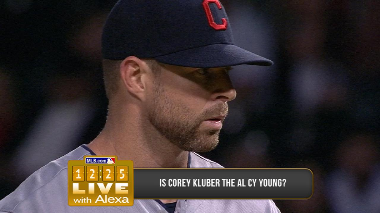 All systems go: Peek at Kluber's hard-wiring