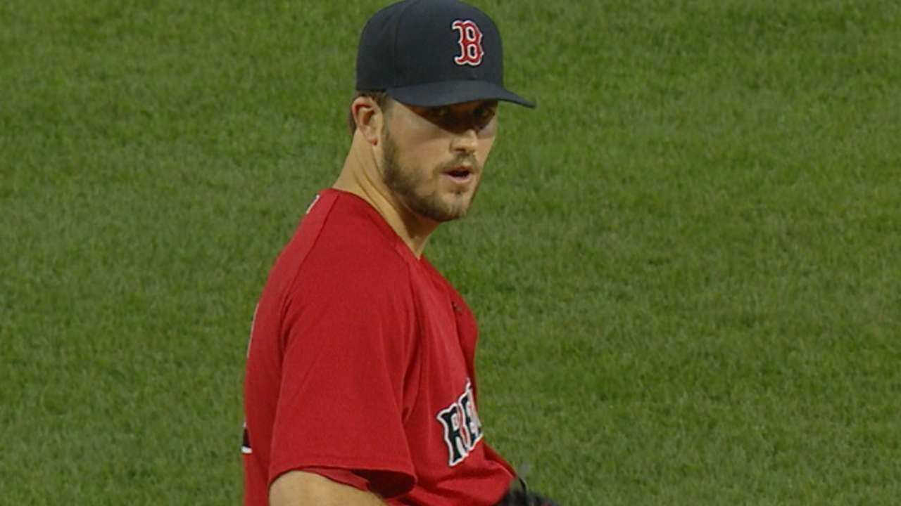 True Drew: Lefty gets 15th win as Sox top Rays