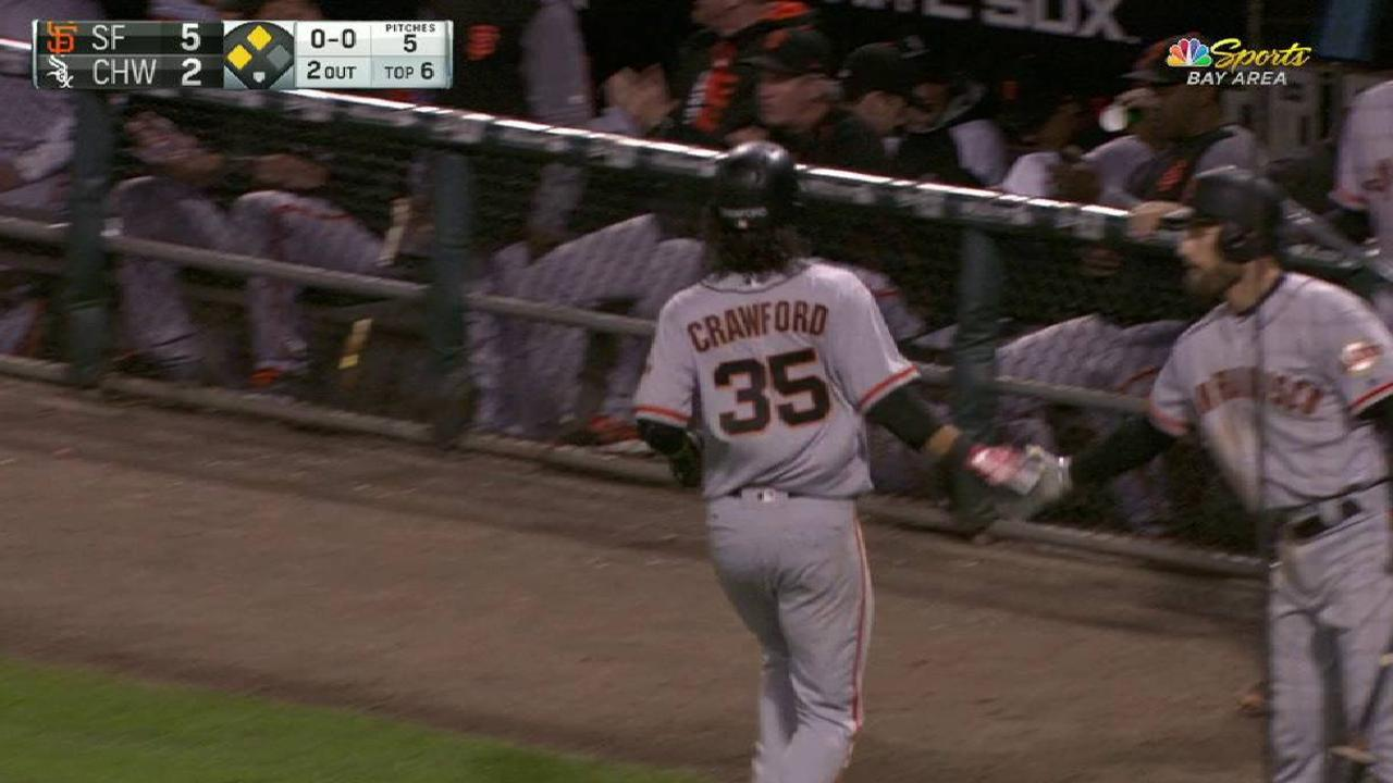 Sandoval's sacrifice fly