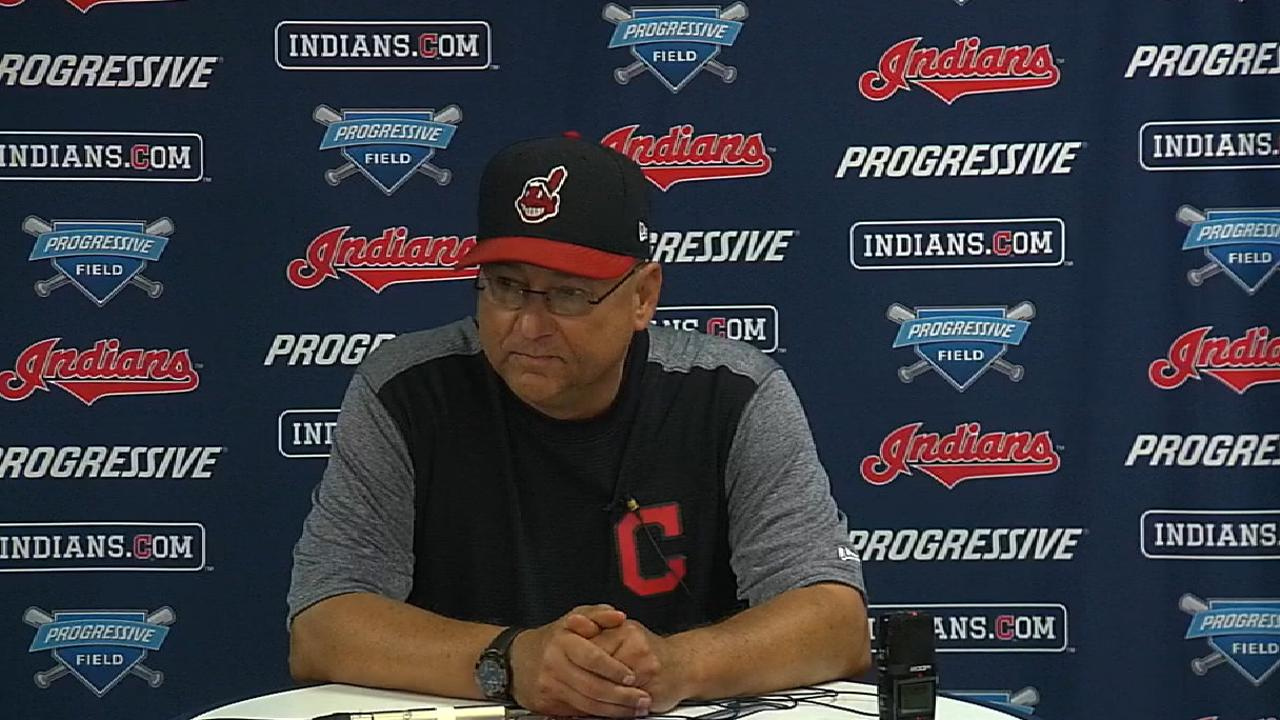 Francona on 5-0 win over Orioles