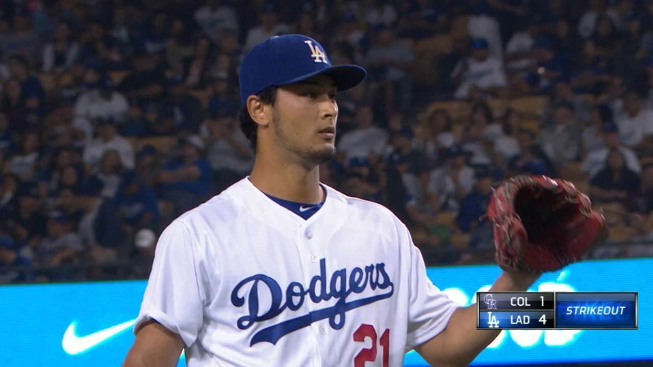 Yu is fastest to 1,000 K's, but Rox spoil party