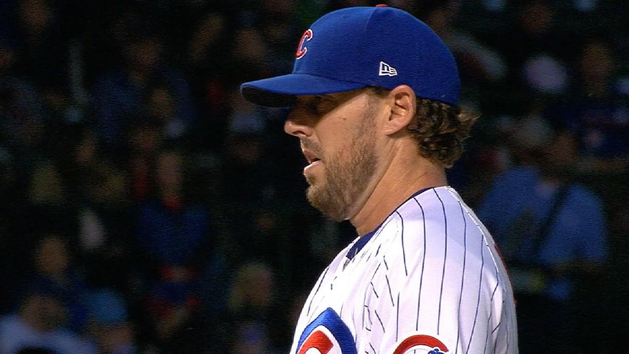 Lackey K's nine in solid outing