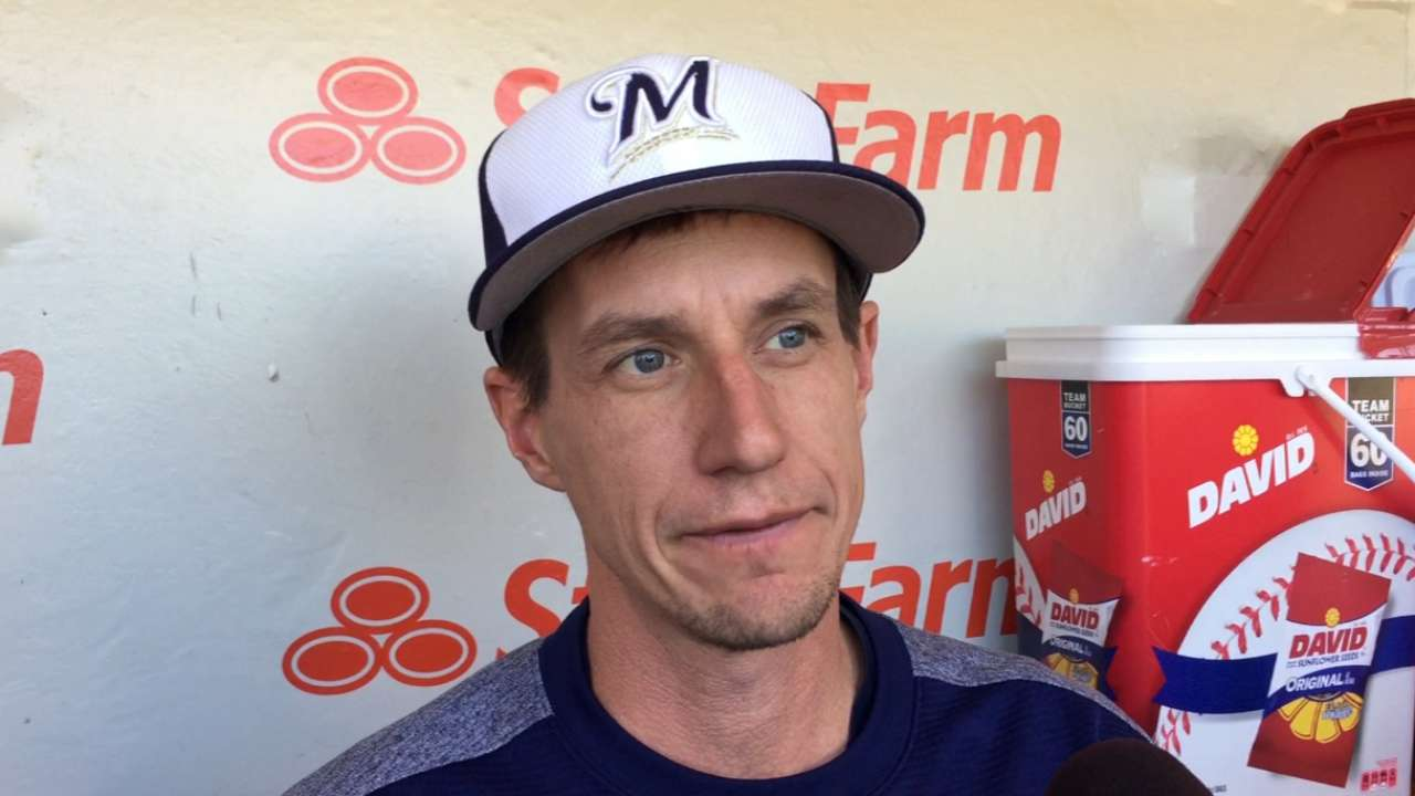 Counsell on Nelson's injury