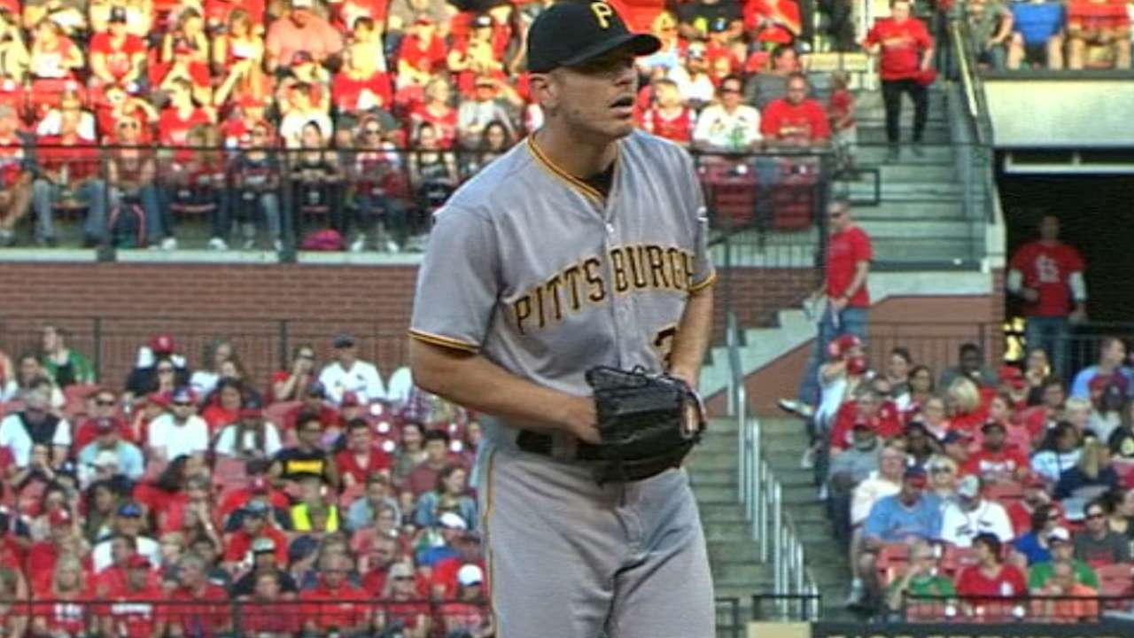 Kuhl fans six in strong outing