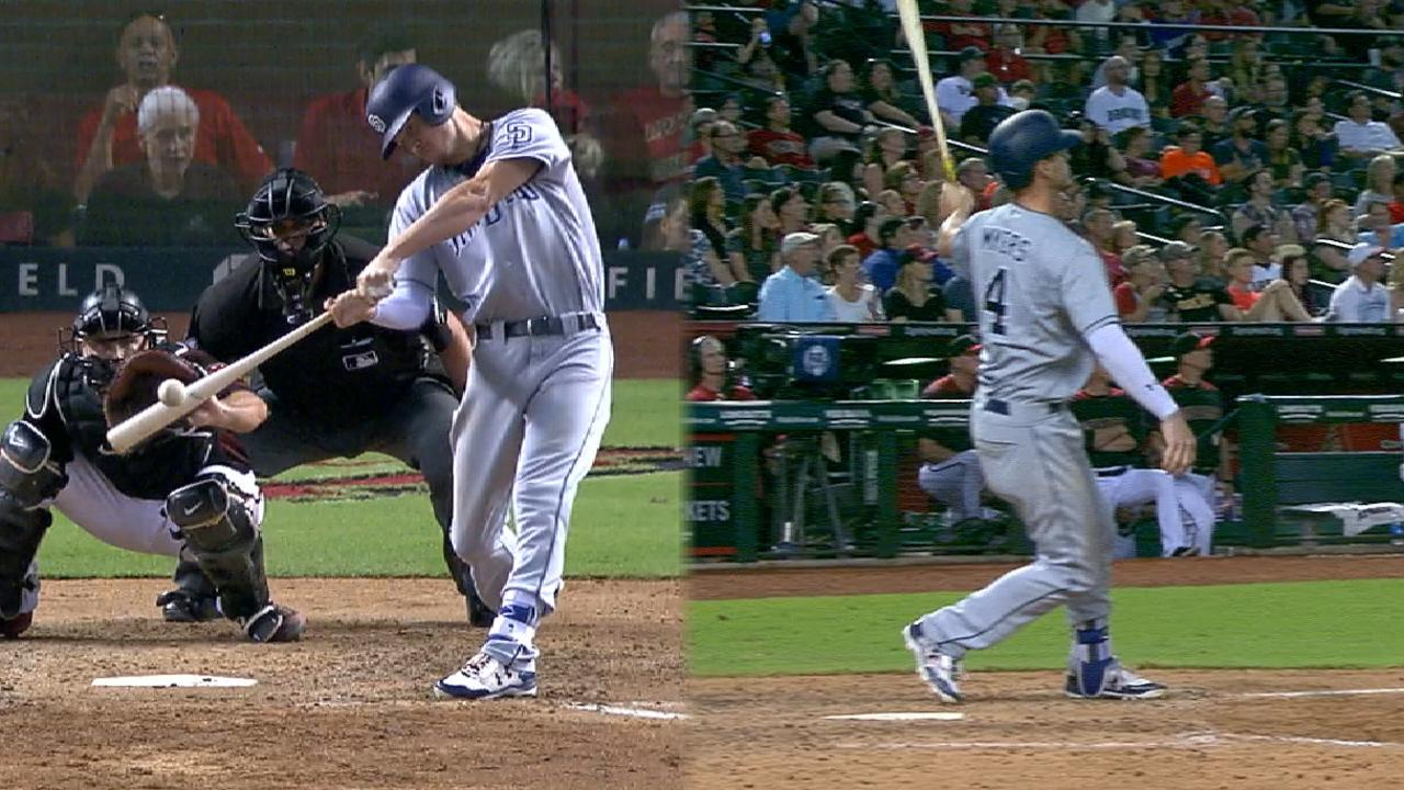 Myers' two-homer game