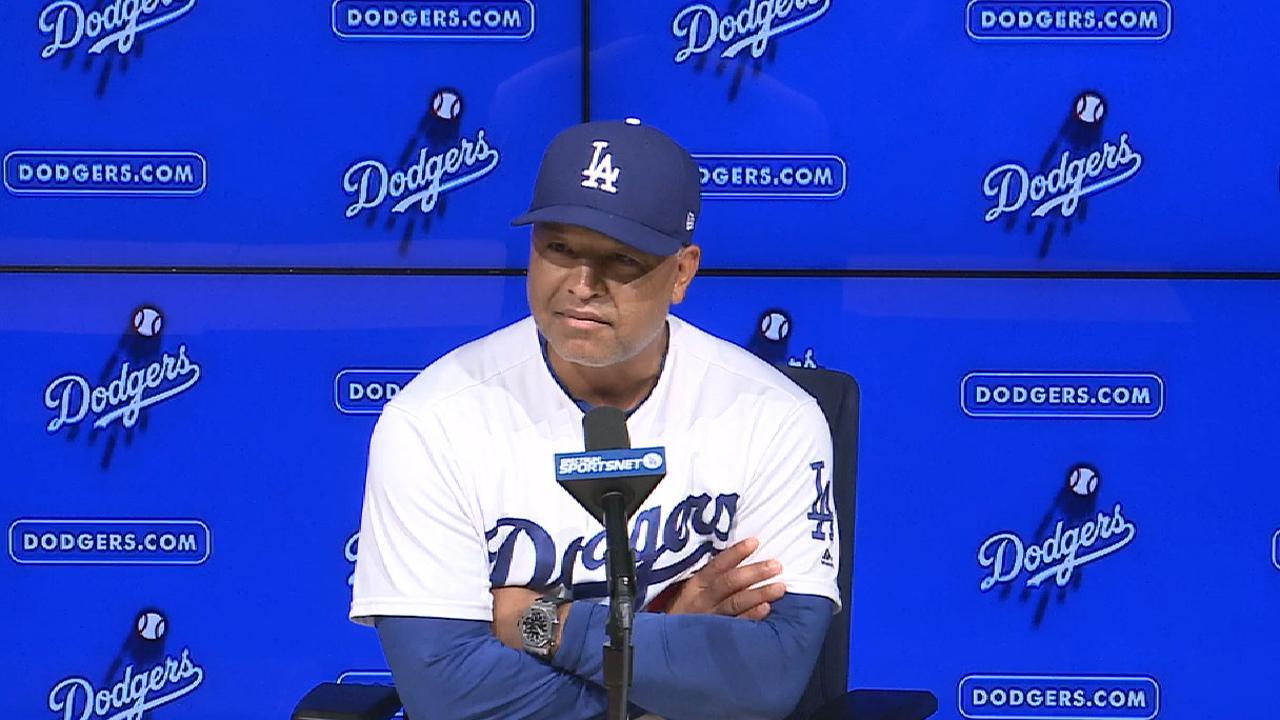 Dodgers' key starters hit rough patch vs. Rox