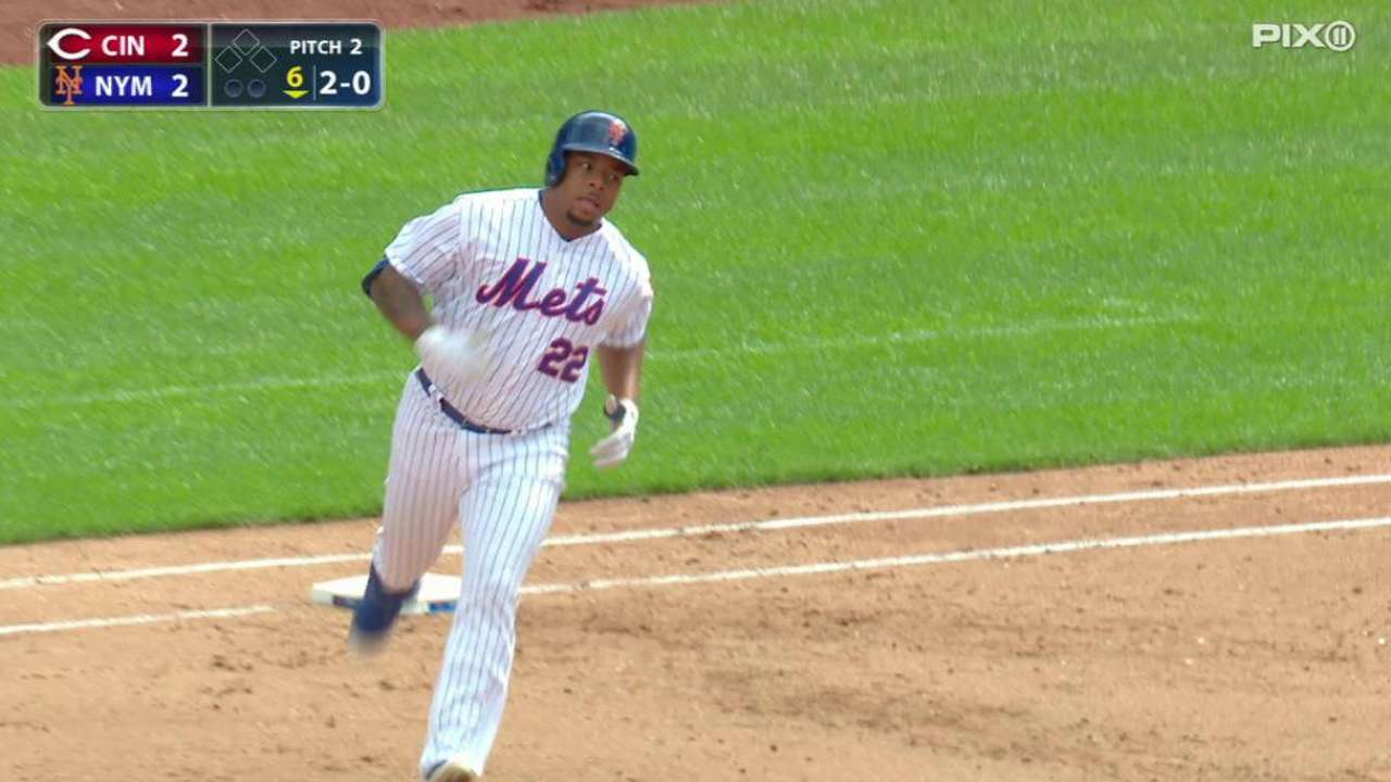 Smith's solo home run