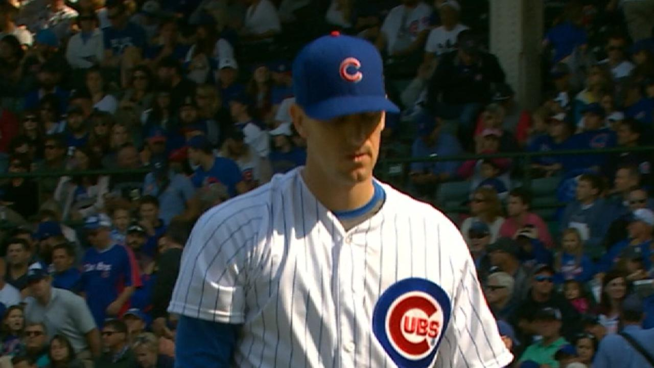 Offense can't deliver for Hendricks in finale