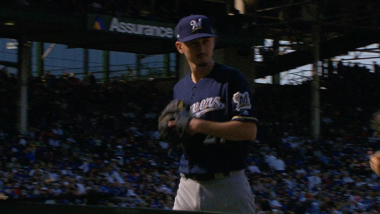 Davies' dominant outing