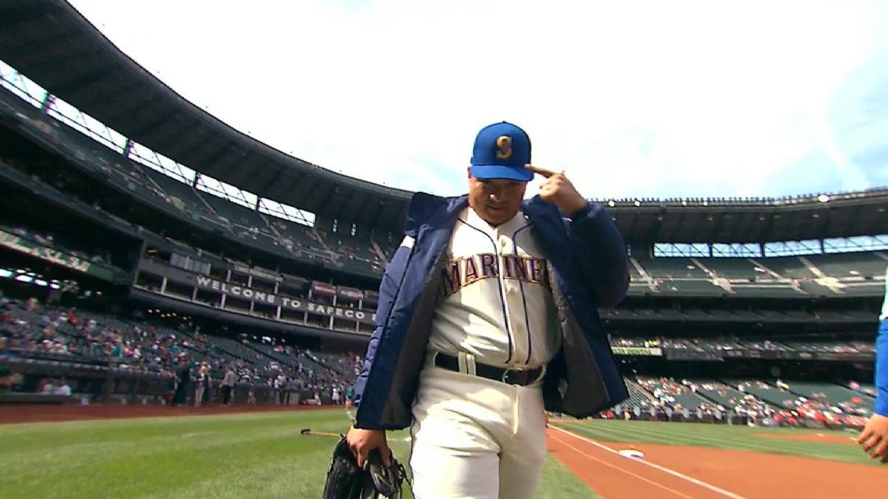 Ramirez K's seven batters