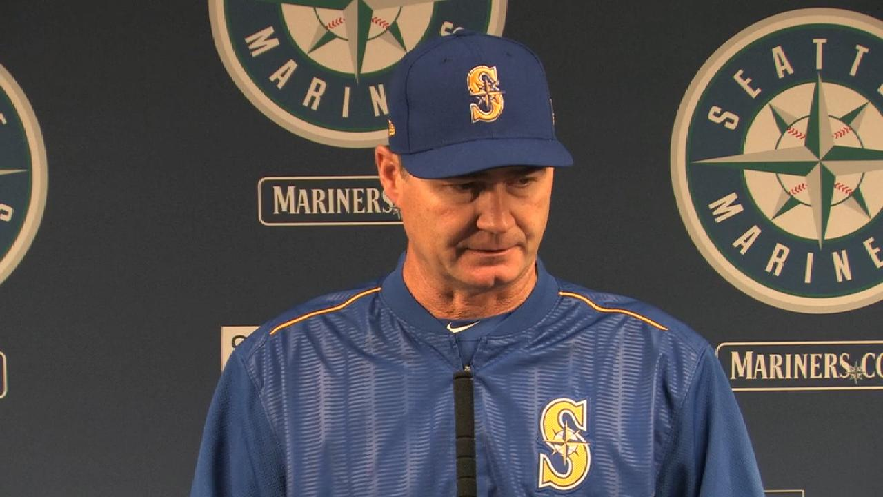 Servais on Vincent's rough day