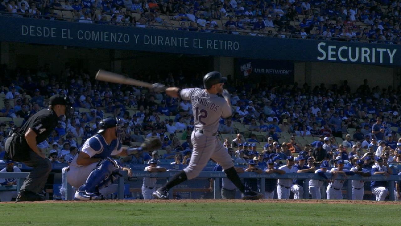 Rockies le propinan a Dodgers 10ma derrota al hilo