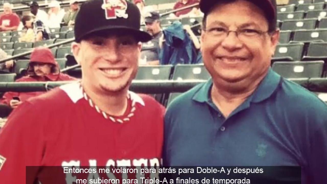 Superados los obstáculos del pasado, brilla Christian Vázquez con Boston