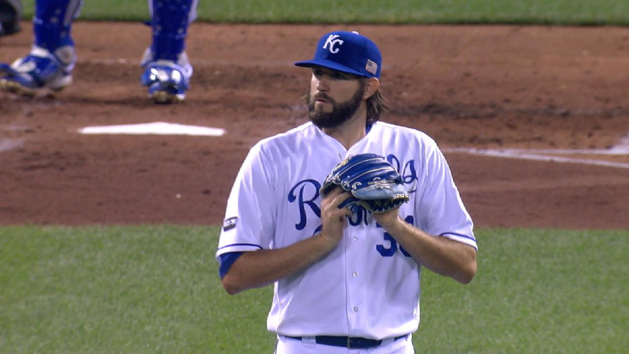 Hammel: Royals need to forget tough night