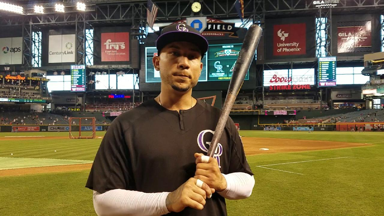 Rockies are hoping CarGo remains CarGo