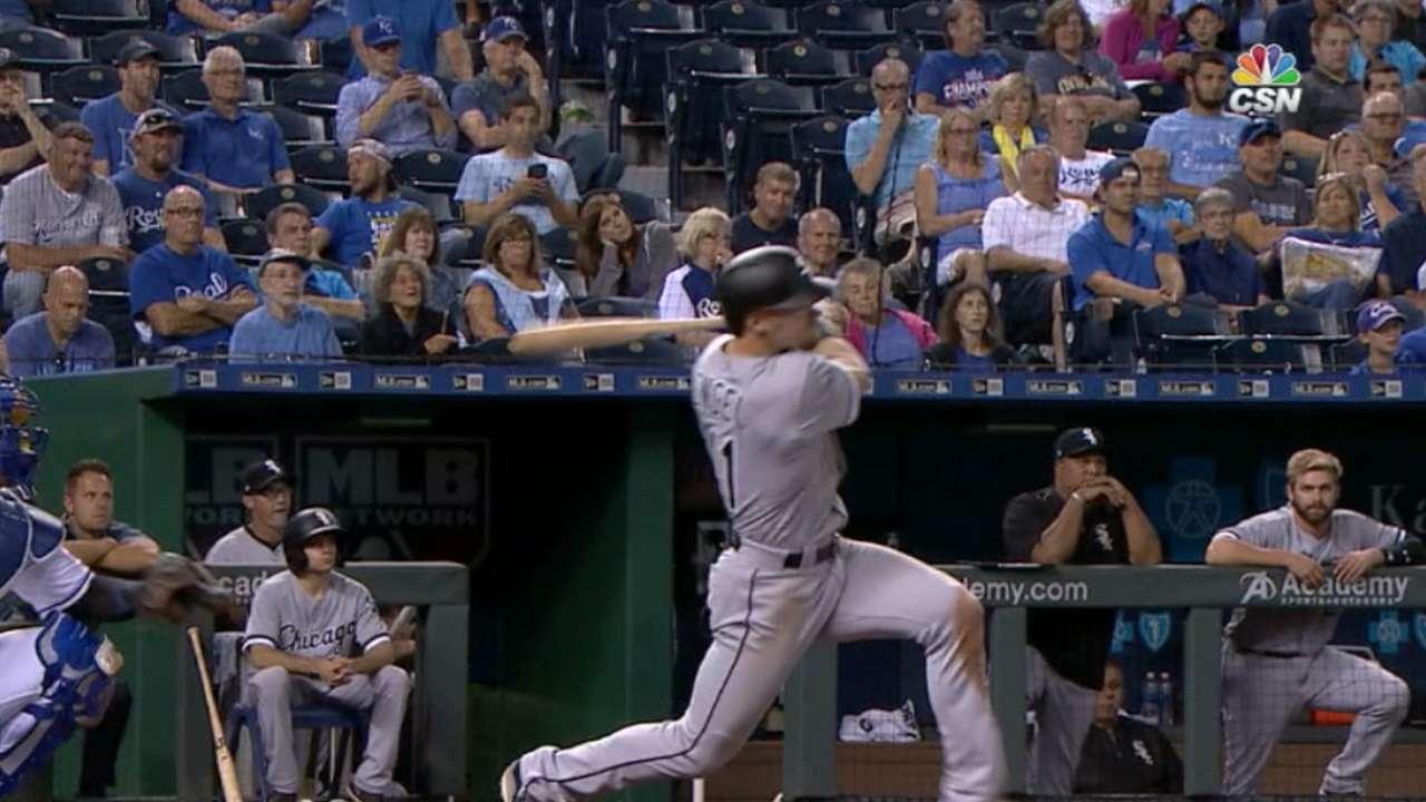 White Sox bats dent Royals' Wild Card hopes