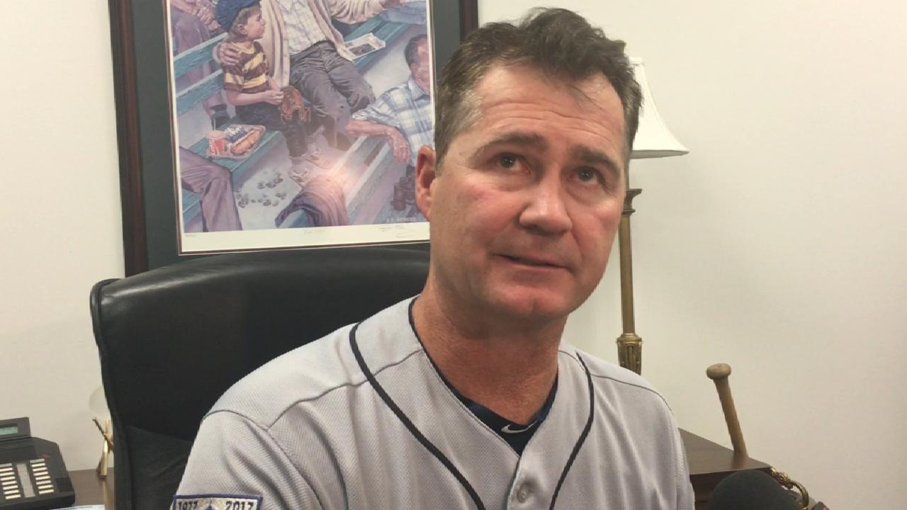 Servais on 5-3 loss to Rangers