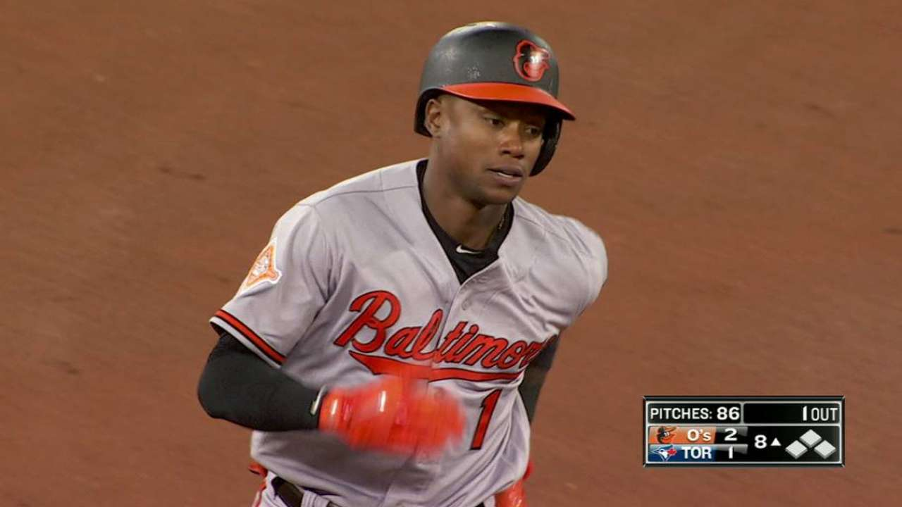 Britton's blown save gives O's 6th straight loss