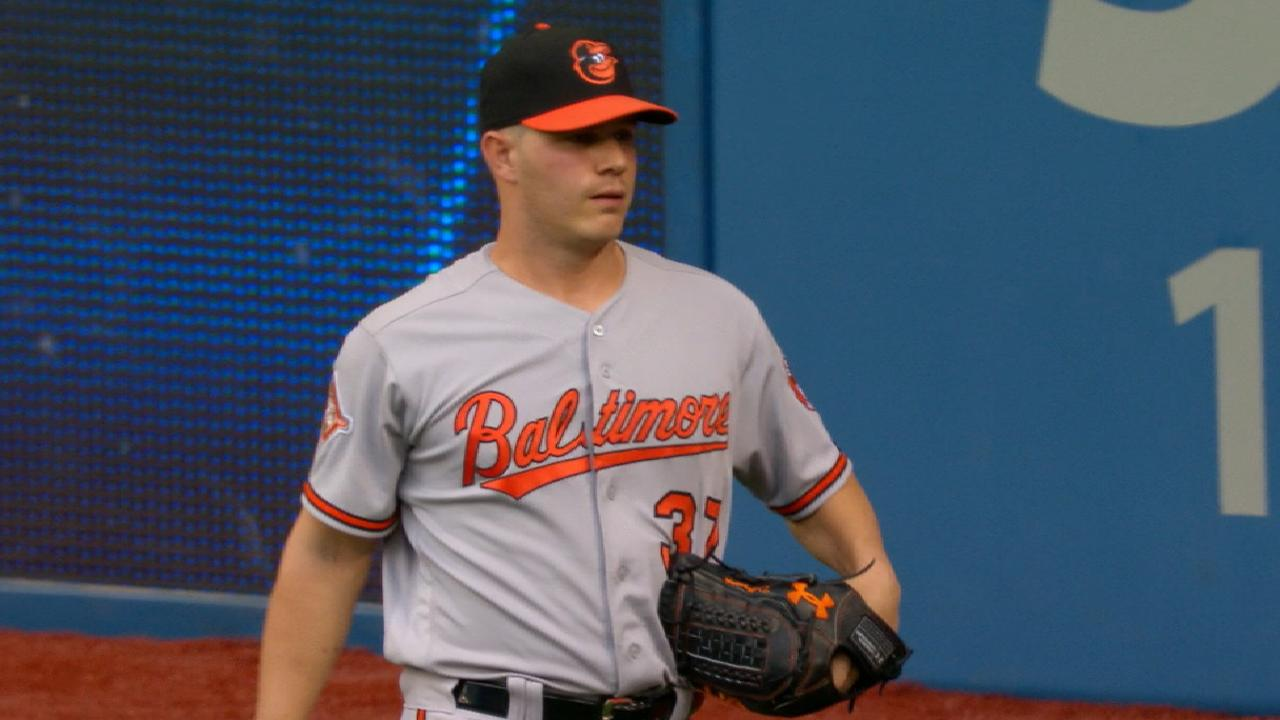 O's bats negate Bundy's start, strong defense