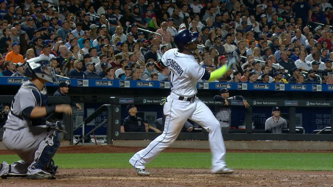 Rays win on 2 HRs in home away from home