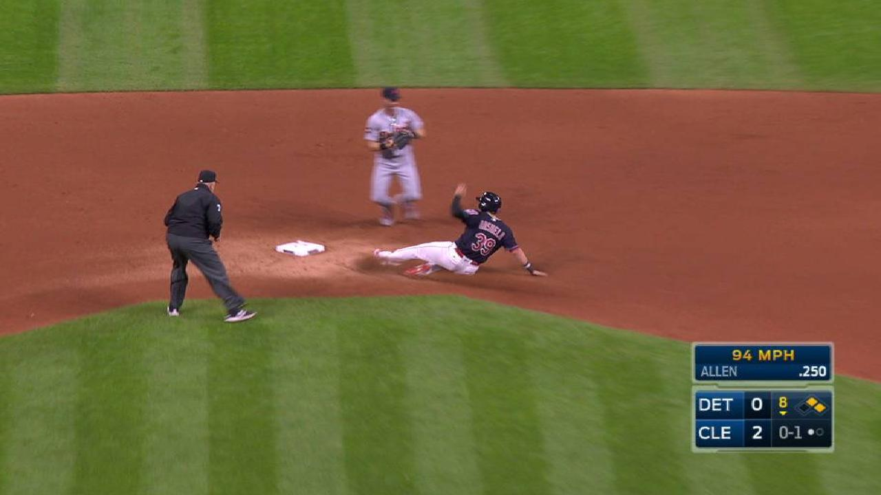Kinsler's diving play