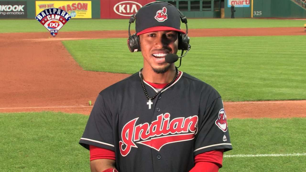Lindor on 20th straight win