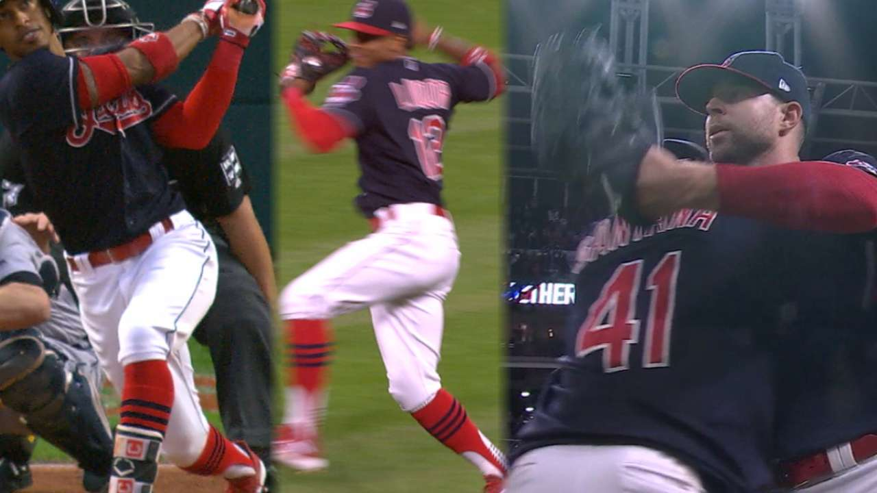 Must C: Tribe's streak hits 20