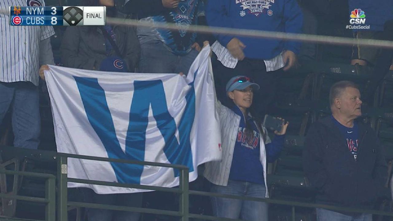 Schwarber on win over Mets