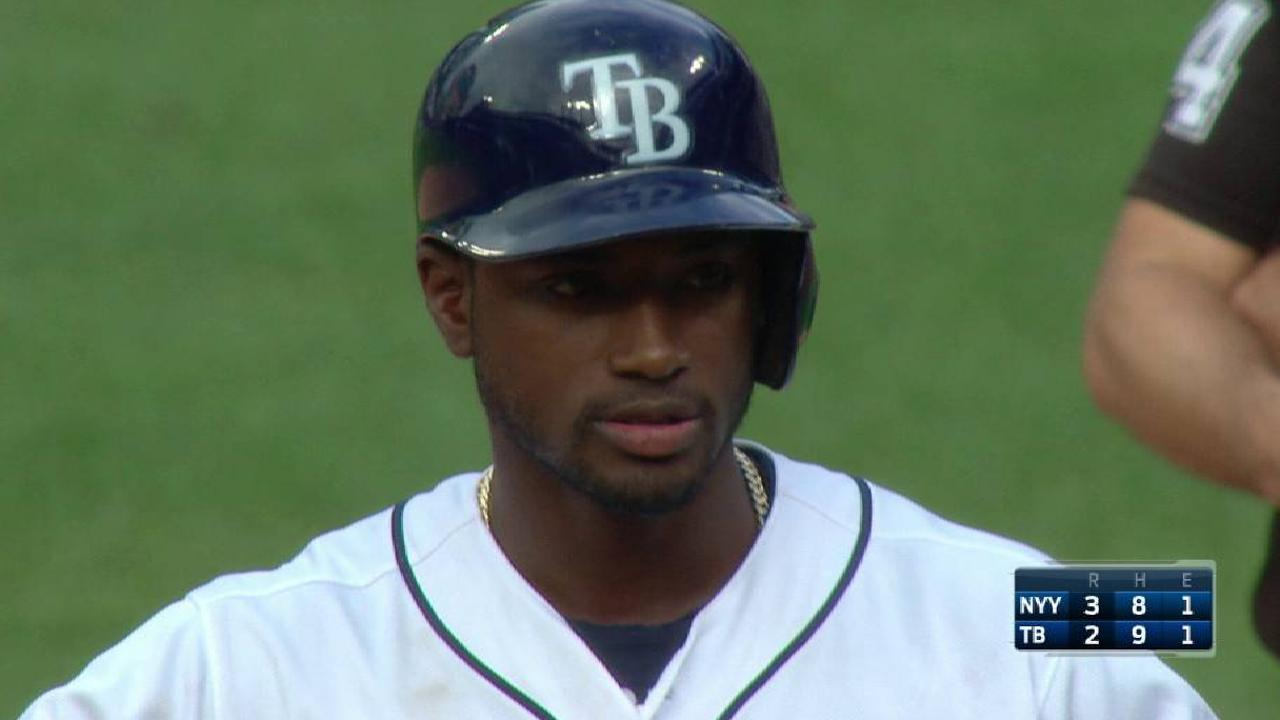Rays make it interesting but drop finale in NY