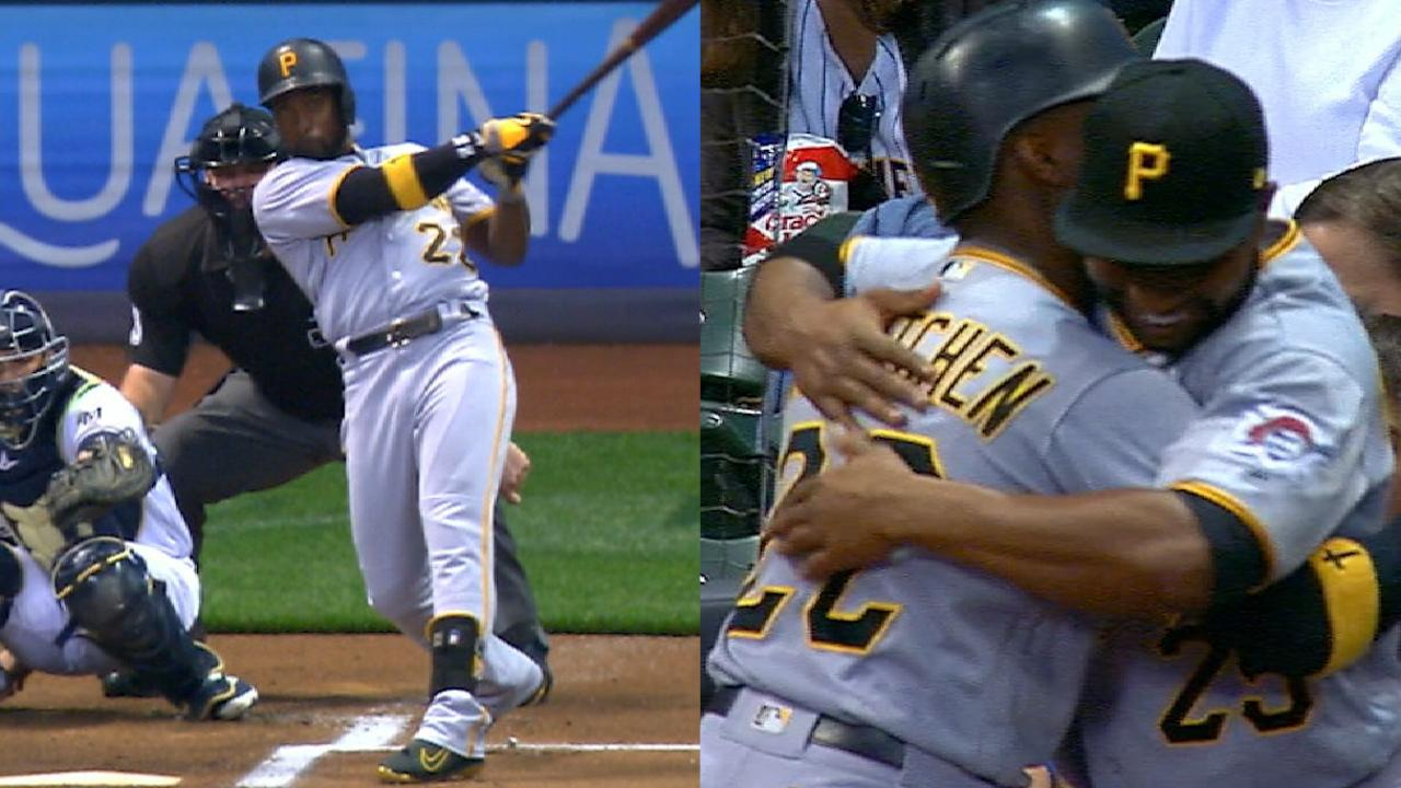 McCutchen's 200th career homer