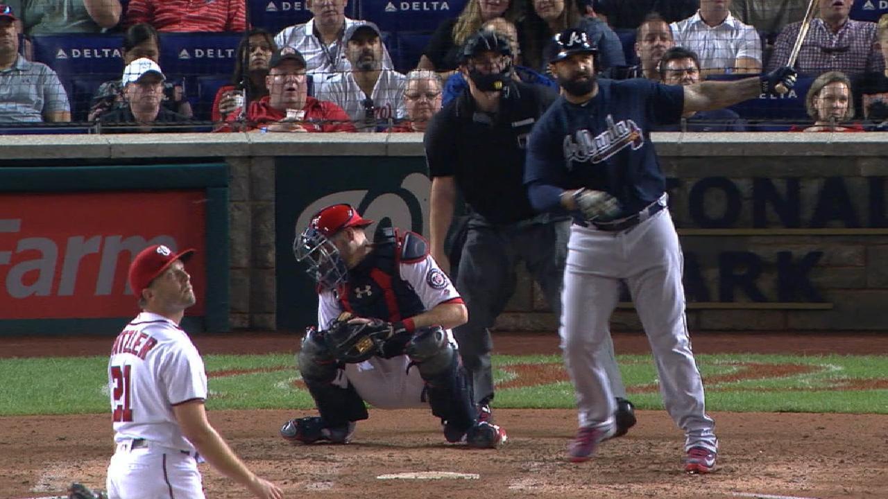 Kemp slams Nats after Braves chase Max