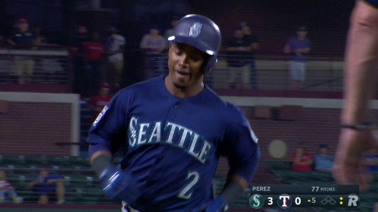 Segura's two-run blast