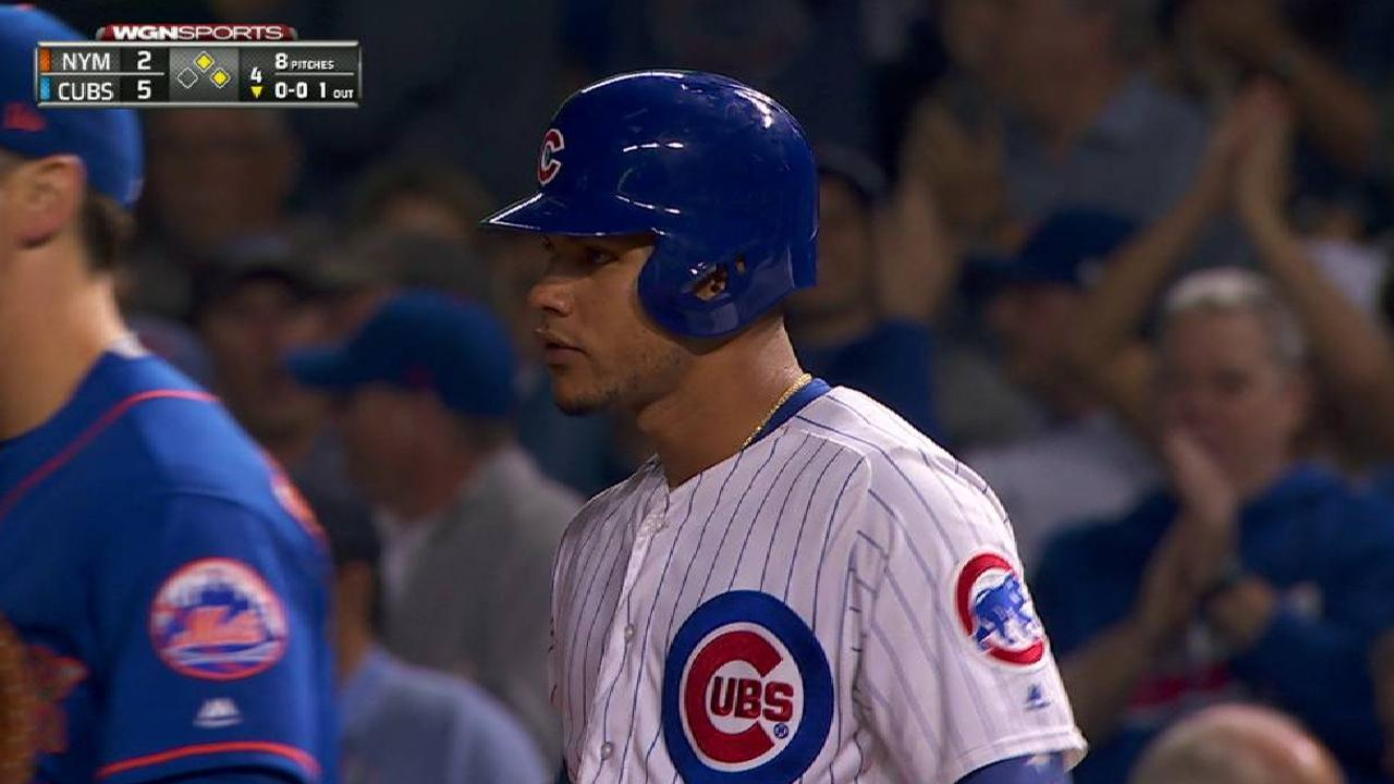 Contreras' two-run single
