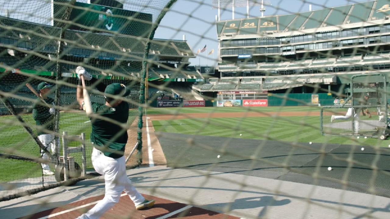 A's select site, reveal plans for new ballpark