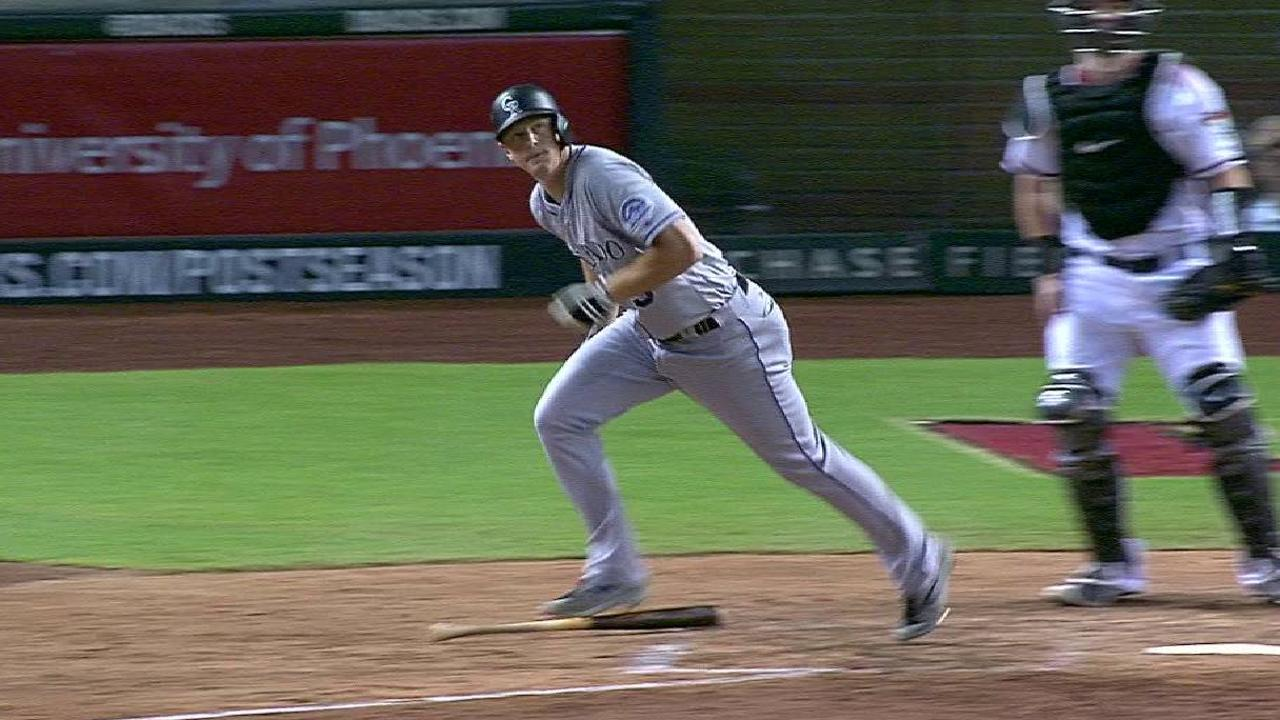 LeMahieu's solo big fly
