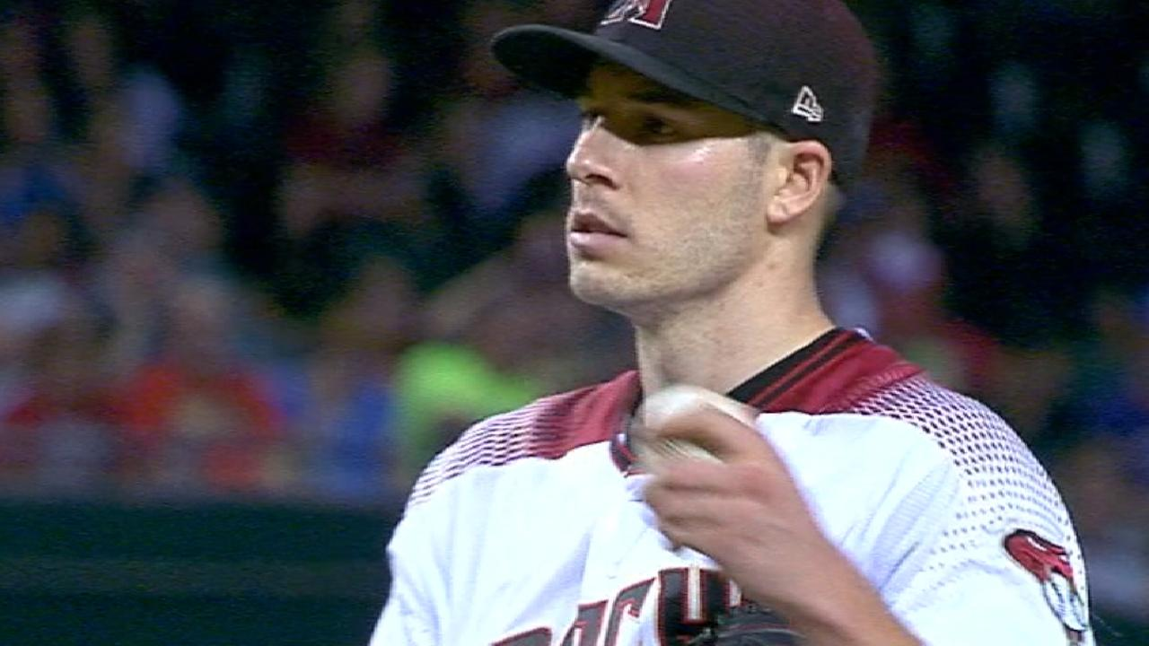 D-backs snap Rox's streak, pad WC lead