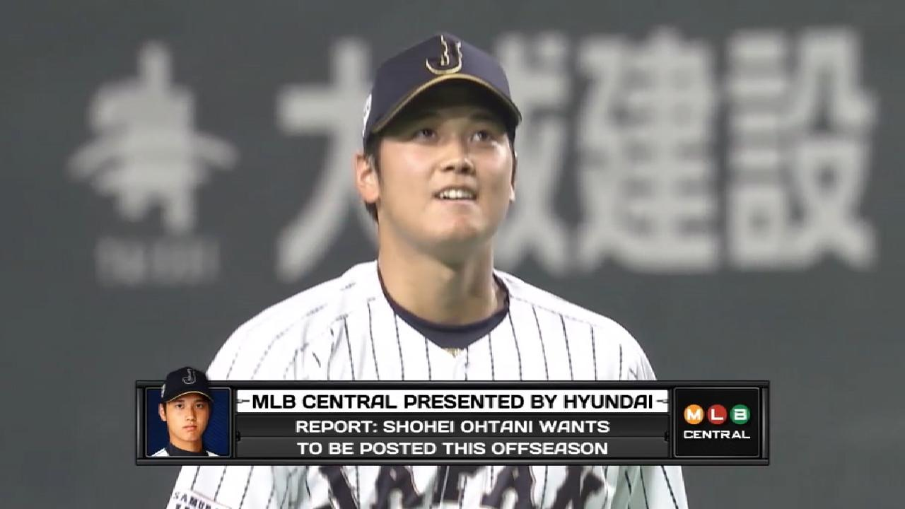 5 possible MLB landing spots for Ohtani