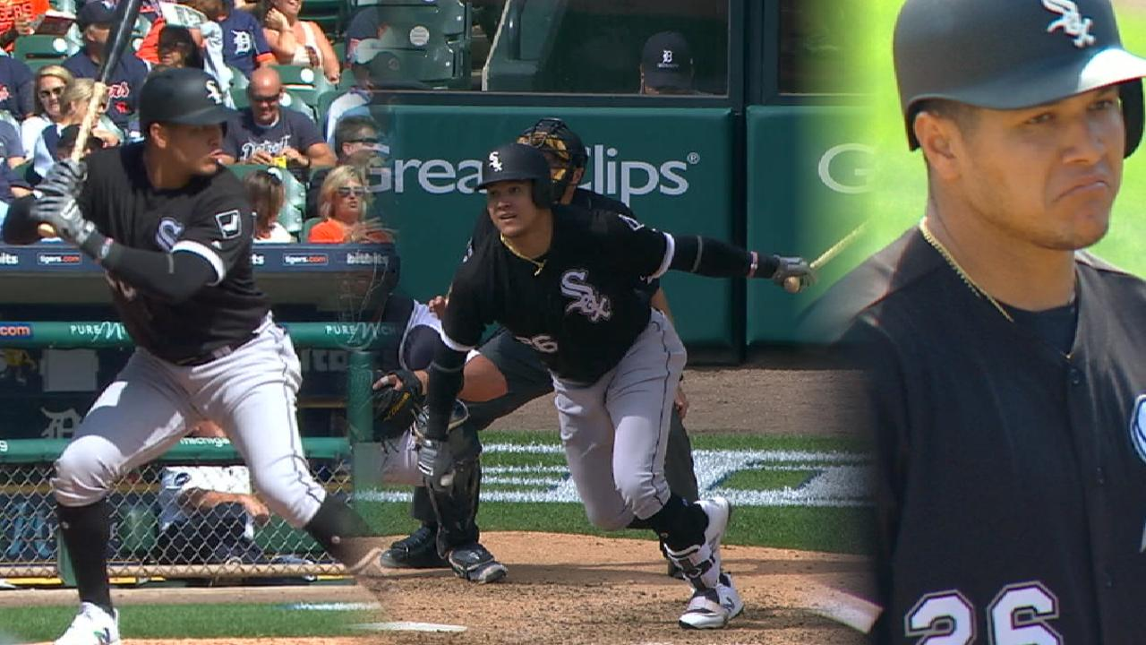 Avisail's big day paces Sox 25-hit rout of Tigers